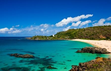 Voyage à Hawaii à la plage détente durant le séjour organisé par routedhawaii.com