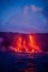 Séjour à Hawaii regarder la lave des volcans couler pendant nos vacances organisées par routedhawaii.com