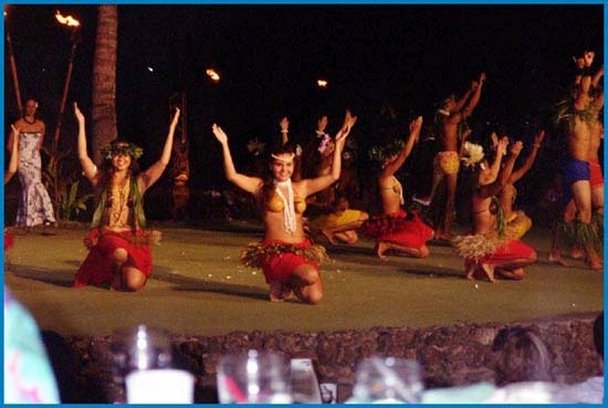 Circuit à Hawii magnifique lahainaluau durant notre séjour organisé par routedhawaii.com