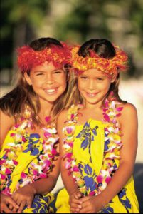 hawaian-girls