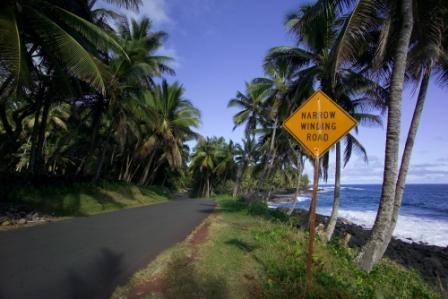 Vacances à Hawaii excursion le long du litoral Drive Puna un séjour routedhawaii.com